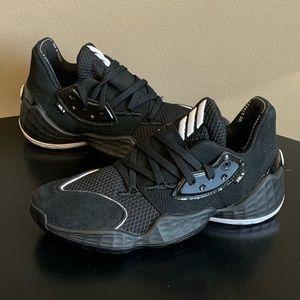 Adidas Harden Vol. 4 Black